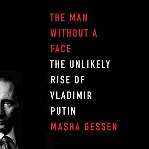 The Man Without a Face audiobook cover art