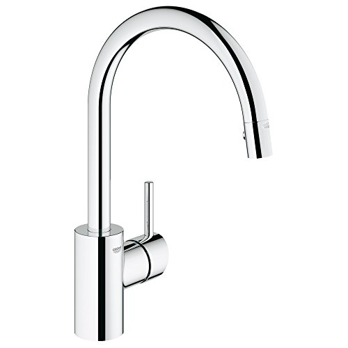 Grohe 32665001 Concetto Single-Handle Pull-Down...