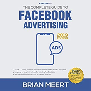 The Complete Guide to Facebook Advertising cover art
