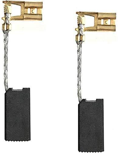 Escobillas de carbono para Hilti TE 16, TE 16 M/TE 16 C/TE-16 C/TE-16 C/TE-16 M con interruptor automático