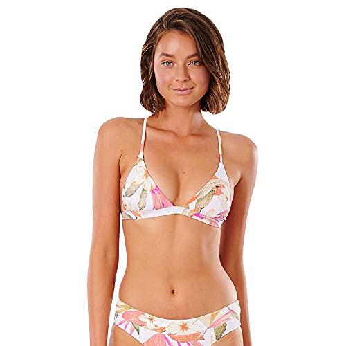 Rip Curl Bikini North Shore Cross Back Tri - Light Pink M
