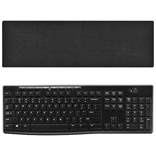 Case Star Stretchable Computer Keyboard Dust Cover for Logitech MK120,MK275, MK270 MK345 Rapoo V500PR0 Razer Dell KB216 KM117 Keyboard Dust Cover (M- Keyboard dust Cover)