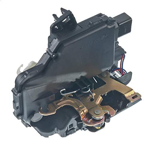 Türschloss Stellmotor 8-Polig Vorne Links Kompatibel für Arosa Leon Toledo II Octavia I Bora Golf IV Lupo P-a-s-s-a-t 1996-2010 3B1837015
