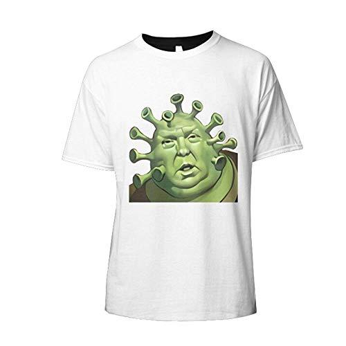 Trump Córonavirus Covfefe-19 Classic T-Shirt Logo Cheap Tee Logo Love Shirt Cools Shirt Comfy Shirt