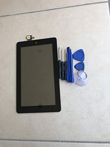 Digitalizador de repuesto para tableta Amazon Kindle Fire, con pantalla táctil de...