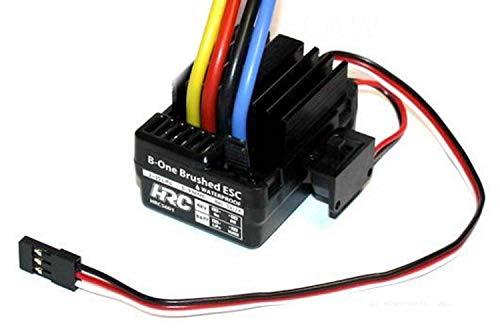 HRC B one Elektronischer Fahrregler 12T Wasserdicht 100A Brushed mit Lipo Programm