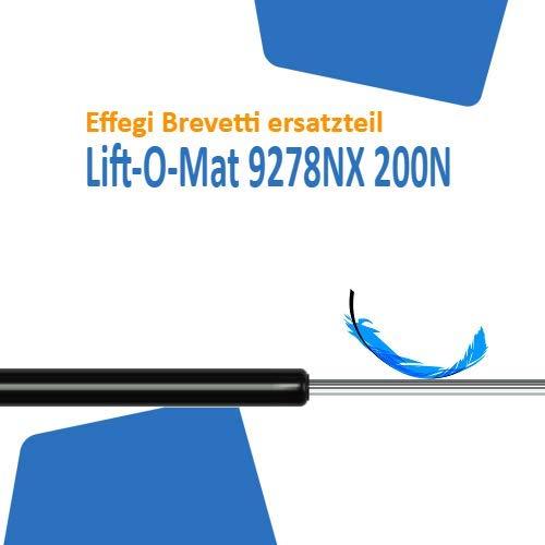 Ersatz für Effegi Brevetti Lift-O-Mat 9278NX 200N