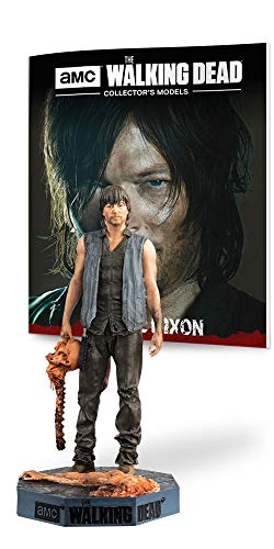 Eaglemoss The Walking Dead Collector 's Modelle Daryl Bowling Ball Version Figur