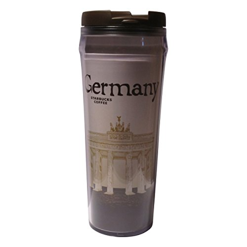 Starbucks City Tumbler Germany beker Duitsland Brandenburger Tor Berlin