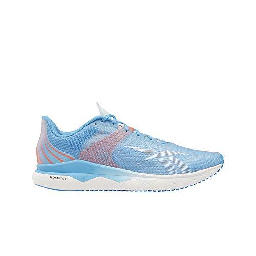 Reebok FLOATRIDE Run Fast 3.0, Zapatillas de Running Mujer, RADAQU/ORNFLR/FTWBLA, 37 EU