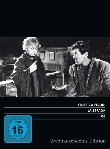 La Strada – Das Lied der Straße. Zweitausendeins Edition Film 06.