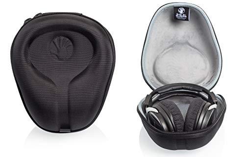 Slappa Full-Sized duro-shock xEVA HardBody Ballistic Nylon PRO Headphone Case with Ultimate Protection SL-HP-99 Black