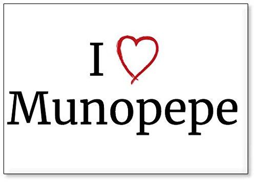 - Amo Munopepe, Imán para Nevera (diseño 2)