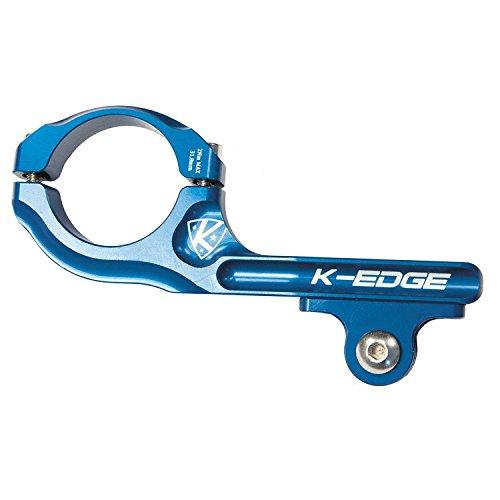 K-EDGE Go Big Pro Support de Guidon Bleu