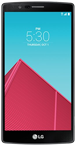 LG G4 US991 Unlocked Smartphone with 32GB Internal Memory, 16 MP Camera and 5.5-Inch IPS Quantum...
