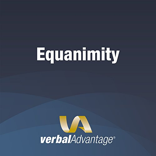 Word of the Day: Equanimity  By  cover art