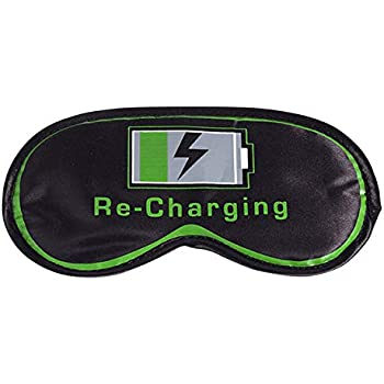 Diabolical Gifts DP0937 Re-Charging Eye Mask