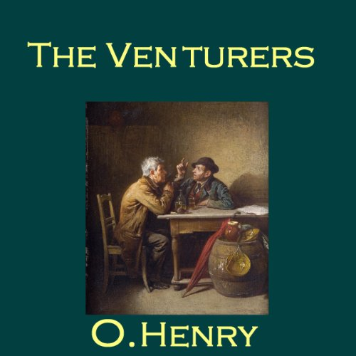 The Venturers cover art