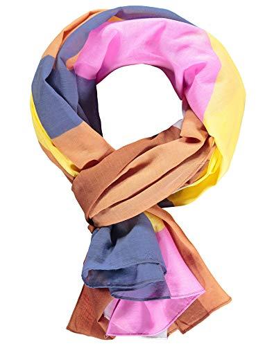 Gerry Weber dames sjaal met patchmotief