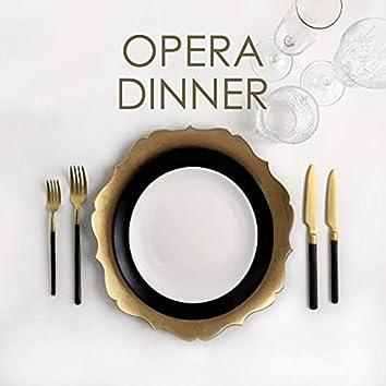 ディナーが美味しくなるオペラ