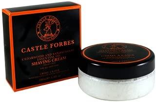 castle forbes 1445 shaving cream