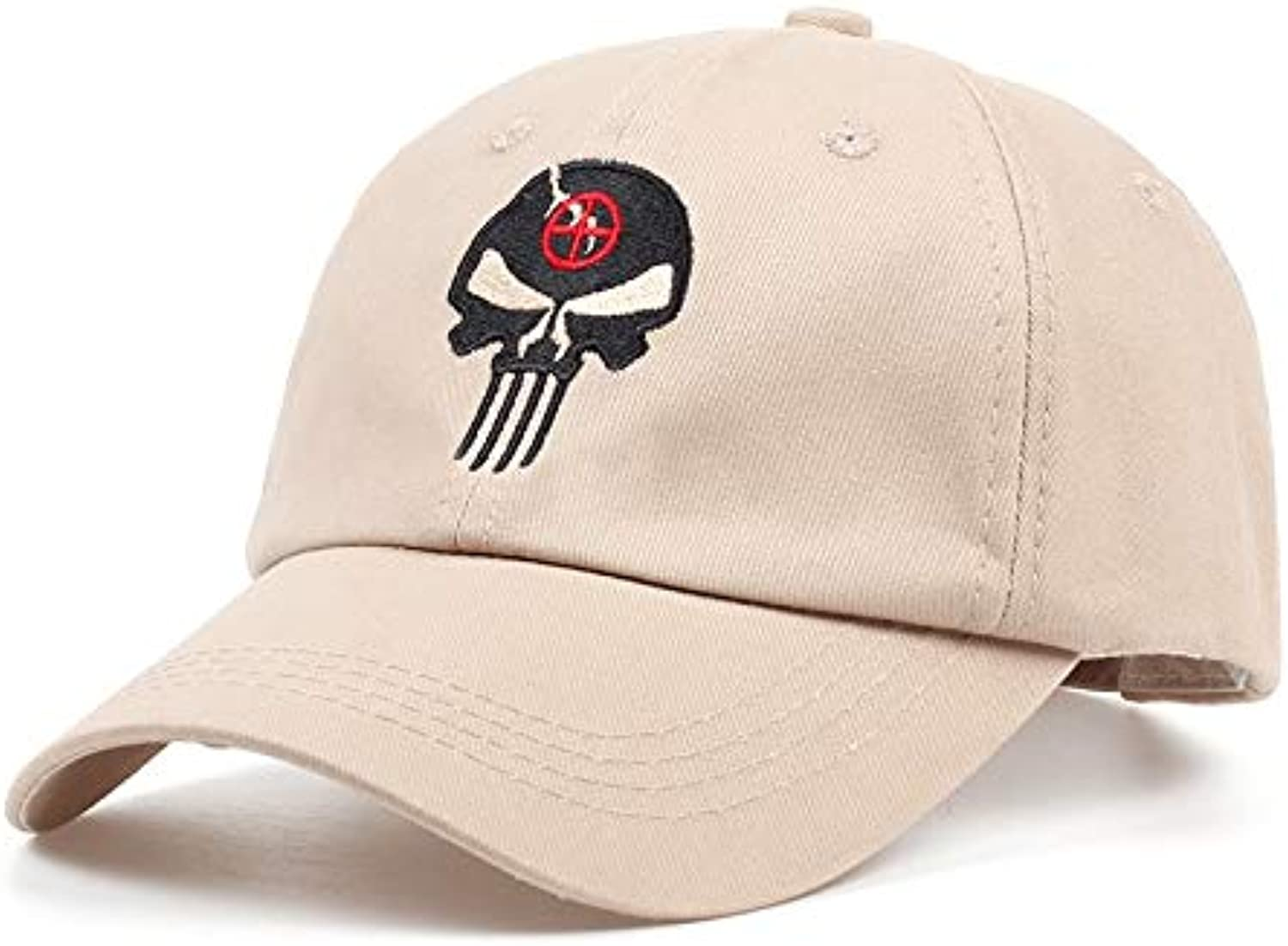 Chlally 100% Cotton Embroidered Baseball Cap Tactics Snapback Hats Outdoor Casual Sport