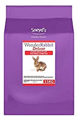 Supplementary feed for all rabbits