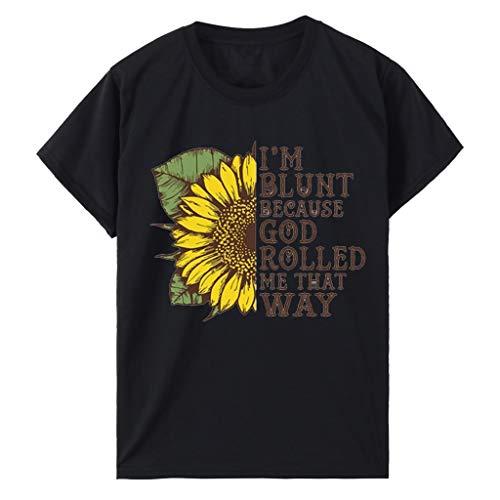Buy Bargain HAALIFE◕‿Womens Love Heart Raglans T-Shirts Casual Short Sleeve Plaid Love Heart Gra...