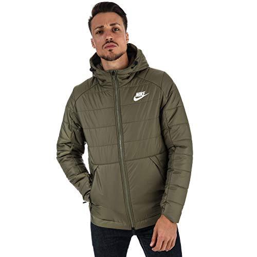 Nike Mens Sportswear Jacket 881786-222 Medium Olive Größe L