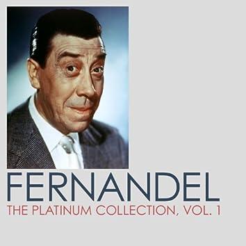 Fernandel, The Platinum Collection, Vol. 1