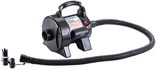 infactory Kompressor für Pool: Elektrische Luftpumpe für schnelles Auf- und Abpumpen, 680 Watt (Kompressor Pool Aufblasen)