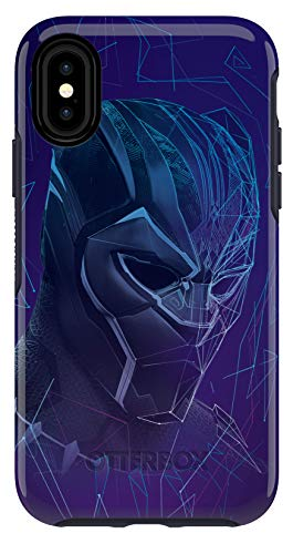 Otterbox SYMMETRY SERIES Case for iPhone X / XS - Black Panther