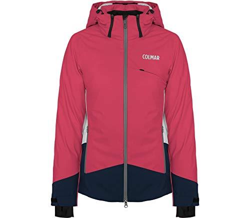 Colmar Damen Greenland Ski Jacke, rot(Frozen Berry),DE: 40 (Herstellergröße: IT 46)