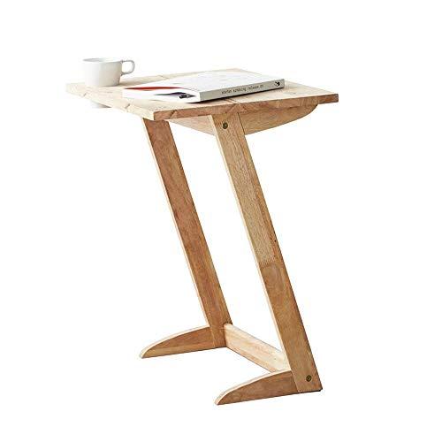 AI LI WEI Household Products/Furniture Sofá Tabla Bandeja de TV Snack-Escritorio del Ordenador portátil extraíble Lado Tabla Final de café Sofá Cama Comer Lectura de la Escritura de la Sala