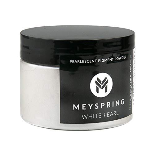 MEYSPRING White Pearl Mica Powder -…
