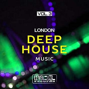London Deep House Music, Vol. 3