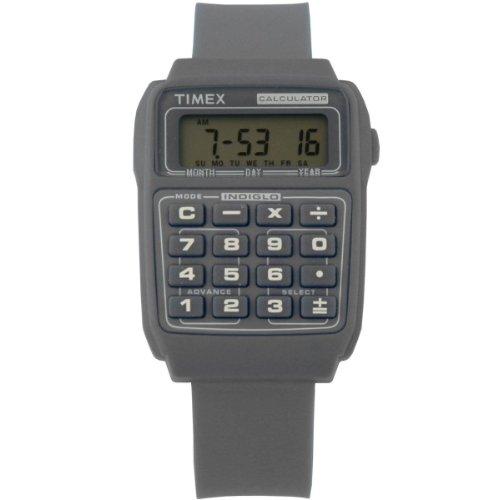 Timex Calculator Multifunction Grey...