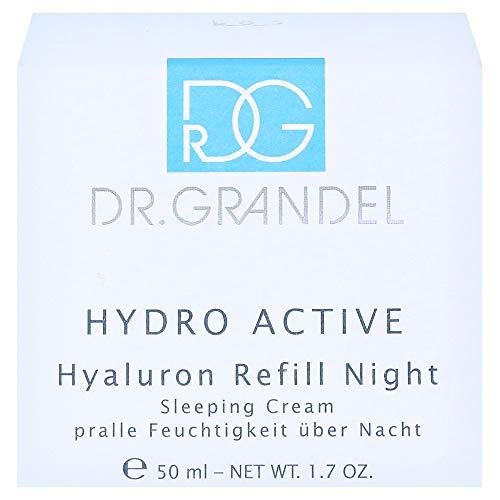 Dr. Grandel Hydro Active Hyaluron Refill Cream Night