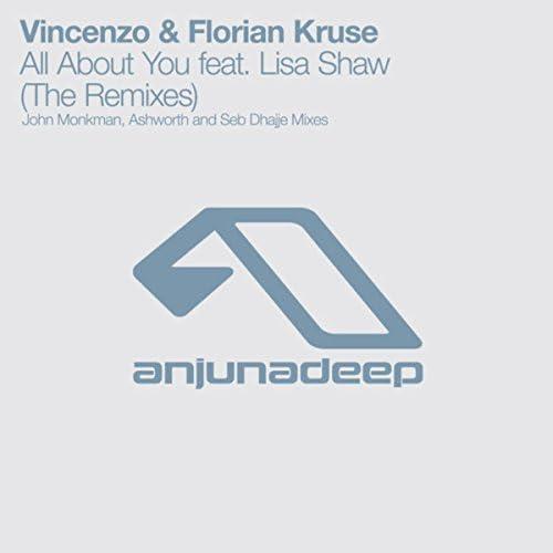 Vincenzo & Florian Kruse feat. Lisa Shaw