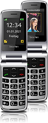 Beafon Bea-fon SL645 (schwarz) ohne Simlock, ohne Branding