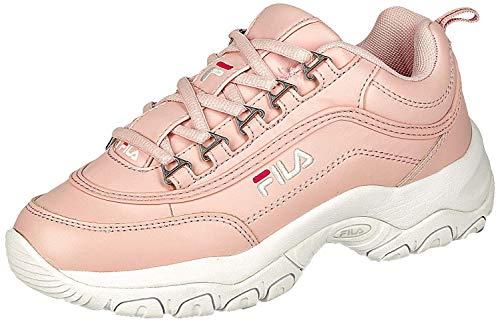 Fila Strada Low Wmn, Zapatillas Altas para Mujer, Rosa (Rosewater 71y), 37 EU