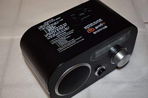 Gurbani Internet Wi-Fi Radio (Black)