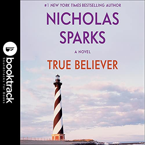 True Believer/At First Sight Box Set Audiobook By Nicholas Sparks cover art