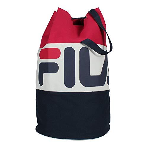 Fila - Cassio - Bolsa de Deporte - Red/White/Peacoat Blue