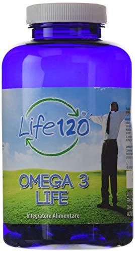 Onelife Integratore Omega 3, Blu, 0.17 Kg