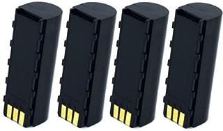 Titan 4 Batteries for Symbol Scanner DS3478 LS3478 LS3578-18 Month Extended WARRATNY