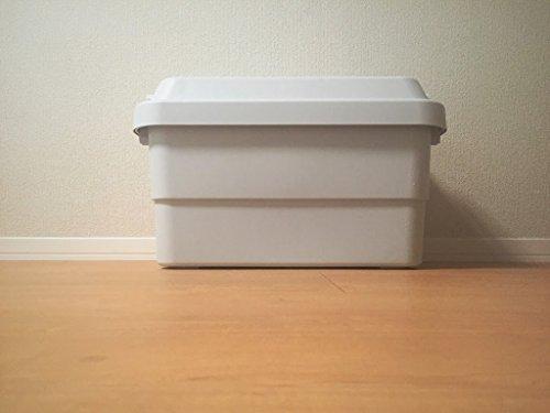無印良品 ポリプロピレン頑丈収納ボックス 奥行39×高さ37cm (大)