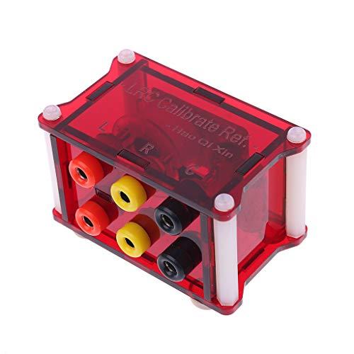 HUIJUAN Il condensatore del resistore di induttanza di alta precisione LRC calibra la scatola del modulo di riferimento
