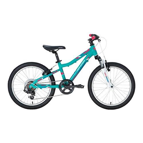 Genesis Kinder Mountainbike Hardtail Melissa 20, türkis