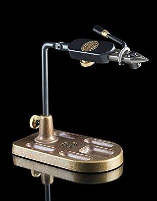 Regal Medallion Vise - Stainless Steel Bronze Pocket Base